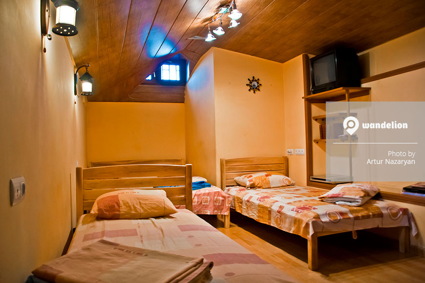 Hostel in Yerevan