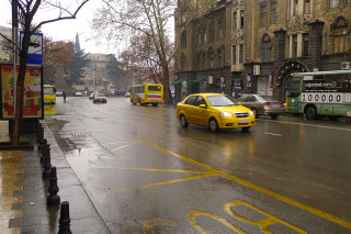 Streets of Tbilisi