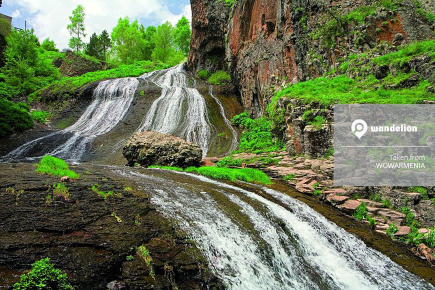 Jermuk_Waterfall