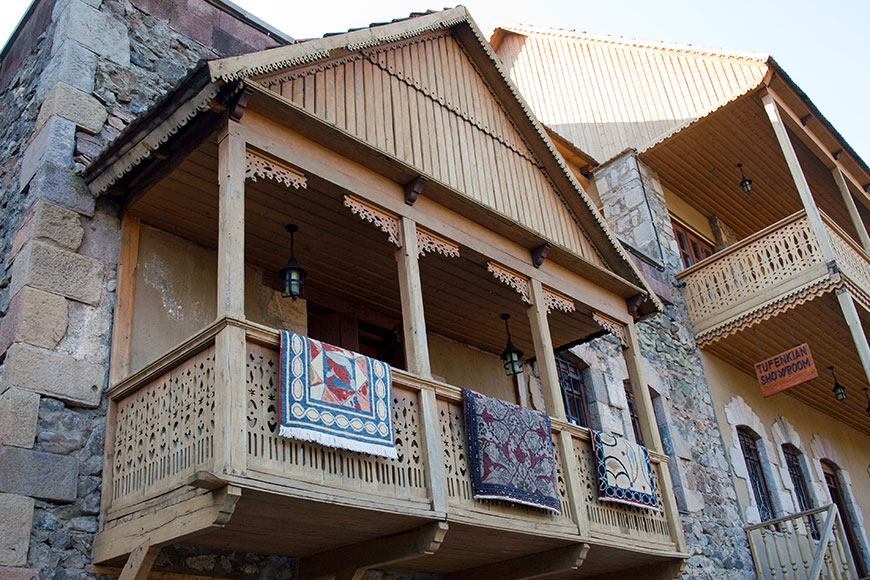 Old Town Dilijan