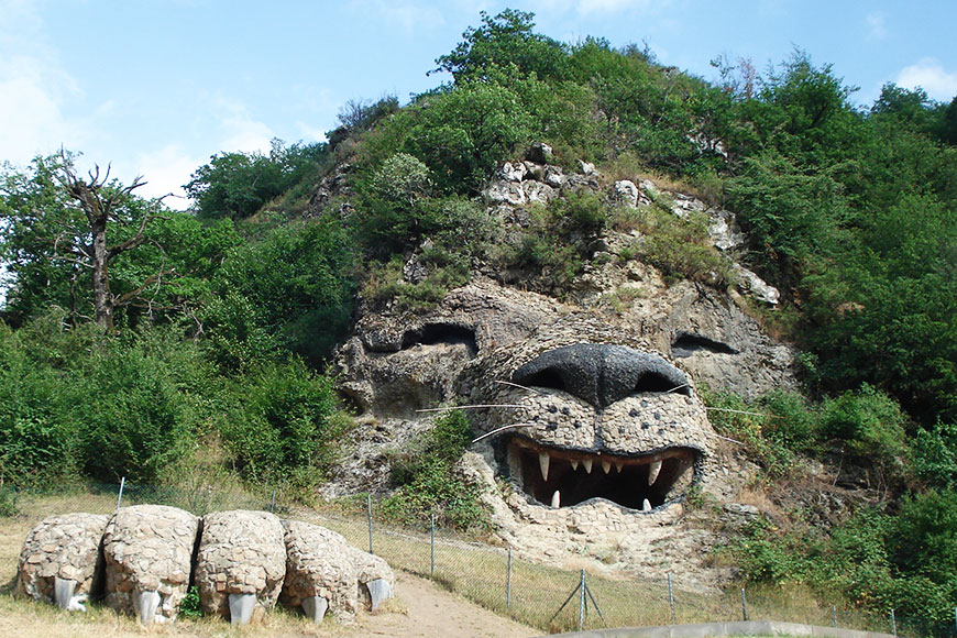 Lion of Vank Village Karabakh